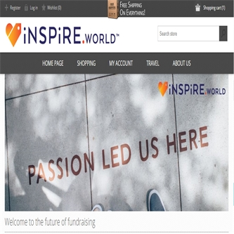 Inspire.World eCommerce Platform